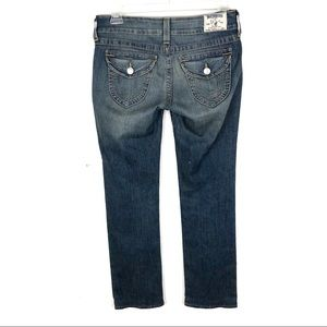 True Religion | Straight Leg Jeans Flap Pocket